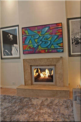 Jeff Jampol Livingroom Fireplace