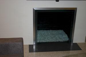 Custom Fireplace Surrounds Custom Metal Frames For