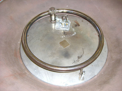 centerless burner ring