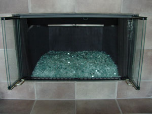 glassfire fireplace picture