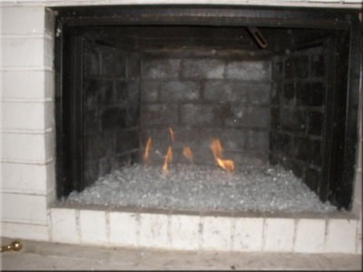 Crap Fireplace